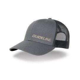 Guideline Retro Trucker Cap charcoal
